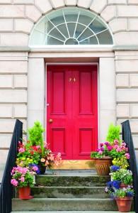 Home Watch Door